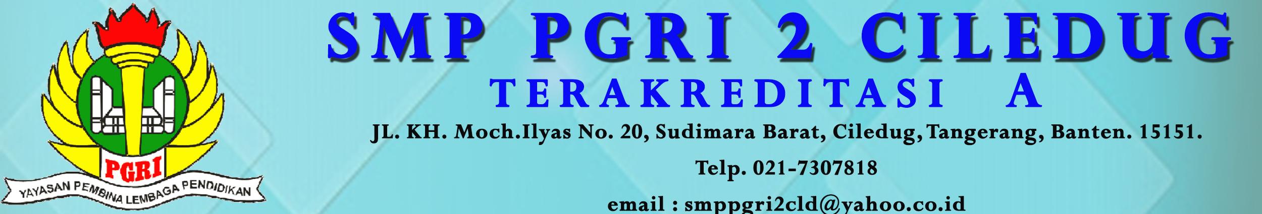 Logo for SMP PGRI 2 Ciledug